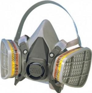 Mặt nạ phòng độc hóa học thuốc trừ sâu