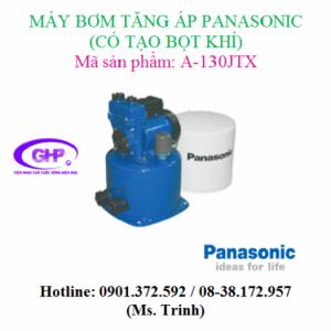 Máy bơm tăng áp Panasonic A-130JTX (125W) giá rẻ tại TPHCM