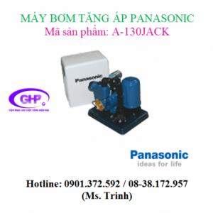 Máy bơm tự động tăng áp Panasonic A-130JACK (125W)