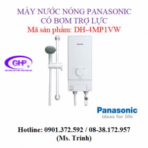 Máy nước nóng trực tiếp Panasonic DH-4MP1VW có bơm trợ lực