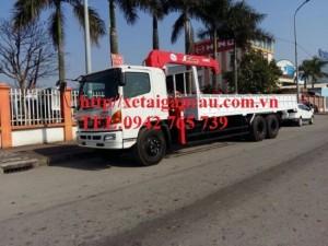 xe tải cẩu Hino