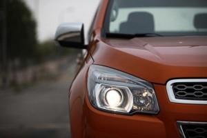 Chevrolet Colorado sức mạnh vững chãi , hỗ trợ vay trước bạ