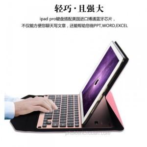 Bàn phím bluetooth bao da dành cho iPad Pro 9.7-black