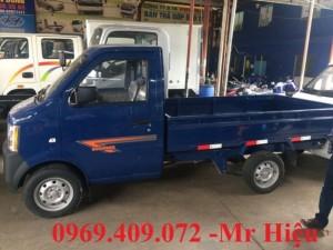 Bán xe tải nhỏ Dongben 870kg  , hỗ trợ trả góp tại Miền Nam, , thùng lửng , thùng kín , thùng bạt