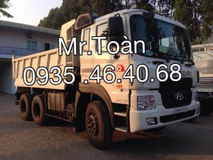 Xe ben Hyundai HD270 10m3 nhập khẩu nguyên chiếc mới 100%
