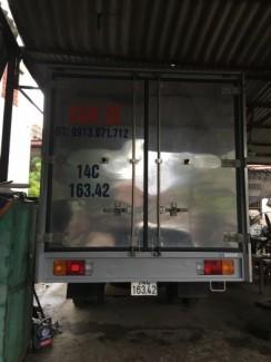 Ô Tô Huyndai Tải Thùng Kín 3500kg Nâng Tải 6500kg