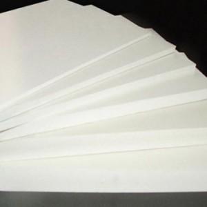 Nhựa Teflon tấm màu trắng