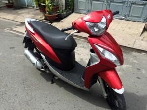 Honda Vision FI 2k13, màu đỏ xe như xe mới