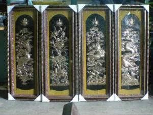 Trong Phong Thuỷ, Tứ Linh cũng là khái niệm cơ bản nhất của bất kỳ một địa thế nào.