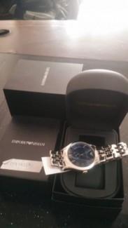Đồng hồ  AR179  mặt xanh New 100%