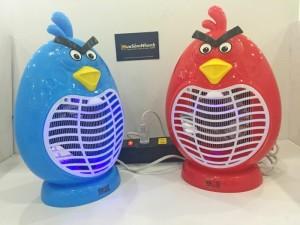 - Hình dáng chú chim Angry Bird dễ thương và rất tiện ích