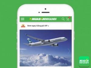 Vé máy bay đi Hàn Quốc giá tốt tại Mua Bán Nhanh