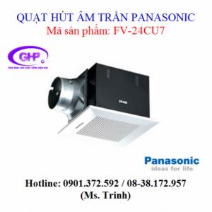 Quạt hút âm trần Panasonic FV-24CU7 giá tốt