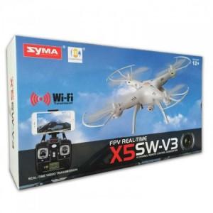 Máy bay điều khiển Syma nhập Mỹ