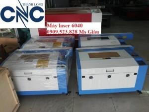 Máy Laser 6040 cắt simili, da, cao su, khắc con dấu