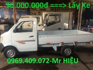 Mua/bán xe tải nhỏ dongben 870kg rẻ nhất, hỗ trợ đóng thùng , trả góp lãi xuất ưu đãi nhất