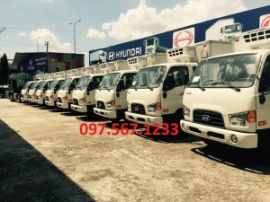 Hyundai hd72 3,5 tấn thùng đông lạnh, , hỗ trợ vay ngân hàng 80%