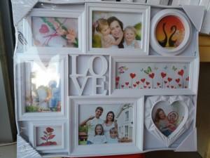 Ghi lại những khoảnh khắc hạnh phúc của gia đình bạn bằng khung tranh sáng tạo này - Mã: KH19