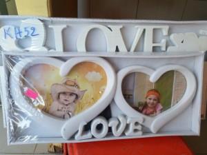 Ghi lại những khoảnh khắc hạnh phúc của gia đình bạn bằng khung tranh sáng tạo này - Mã: KH52