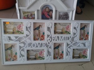 Khung tranh Love Family - Mã: KH79