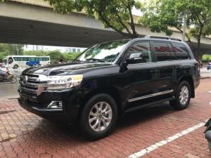 Toyota Land Cruiser 5.7 nhập mỹ 2016