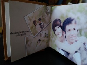 Bạn muốn có 1 cuốn Photobook Album chất lượng cao, hãy đến với chúng tôi