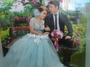 Mùa cưới đến rồi, hãy chuẩn bị cho mình 1 bức tranh cưới 3D như thế này thôi!!!