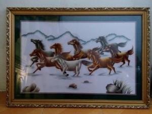Bức tranh ngựa