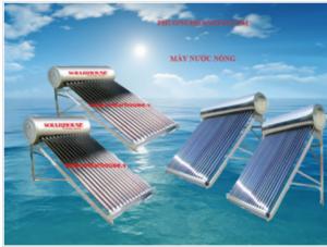 Nhà phân phối máy nước nóng năng lượng mặt trời tại Bình Dương