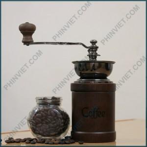 Máy xay cà phê bằng tay BE212 -6