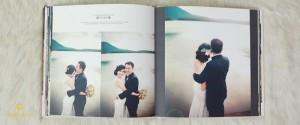 Photobook - Phong cách Album cưới hiện đại - Size 10x10 cm, loại 16 tờ