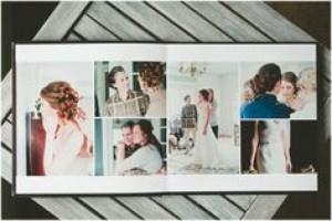 Photobook - Phong cách Album cưới hiện đại - Size 10x10 cm, loại 52 tờ