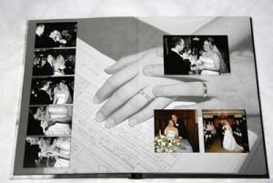 Photobook - Nơi lưu giữ thời gian - Size 15x15 cm, loại 52 tờ
