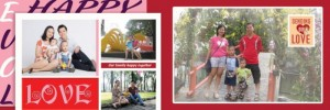 Photobook - Kỷ niệm của bạn - Size 20x20 cm, loại 52 tờ