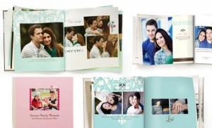 Photobook chất lượng cao - Size 22x28 cm, loại 52 tờ