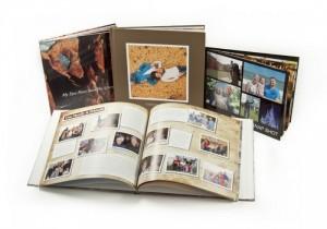 Ghi dấu cuộc đời bằng Photobook - Size 25x25 cm, loại 12 tờ