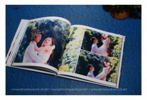 Photobook thiết kế theo yêu cầu - Size 30x40 cm, loại 20 tờ