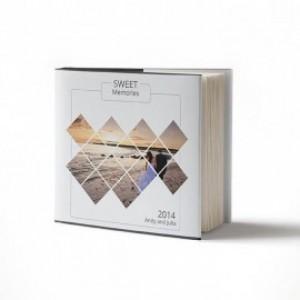Photobook thiết kế theo yêu cầu - Size 30x40 cm, loại 32 tờ