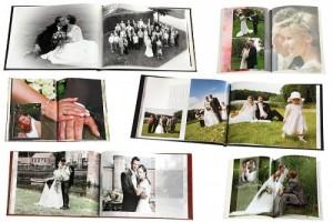 Nhận đặt làm Photobook - Size 30x45 cm, loại 32 tờ