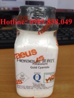 Potassium Gold Cyanide
