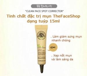 Gel Trị Mụn Làm Mờ Vết Thâm Clean Face Spot...