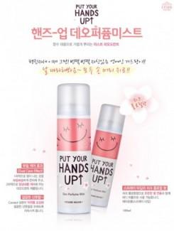 Xịt khử mùi hương nước hoa Put Your Hands Up...