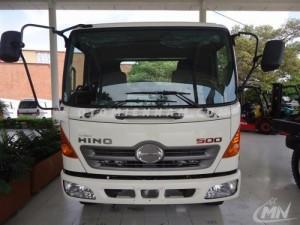 Bán xe tải Hino FC9JJSW chở rác giá cạnh tranh, lãi suất thấp 2016
