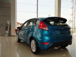 Mẫu xe gia đình thân thiện xe Ford Fiesta Sport 5 cửa, số tự động, chỉ 150 triệu trả trước đang trong tầm ngắm của bạn và gia đình | Liên hệ Trung Hải - 0966877768 (24/24) để nhận tư vấn giá xe Ford Fiesta, mua xe Ford Fiesta trả góp nhiều hỗ trợ từ Sài Gòn Ford ngay hôm nay