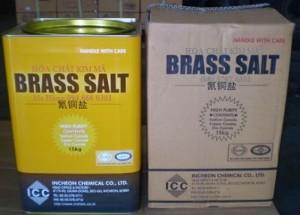Brass Salt, mạ giả cổ, mạ Đồng cổ, mạ Đồng Thau, giả cổ