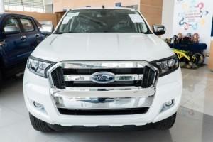 Ford Ranger XLT - Khuyến mãi cuối năm, trả...