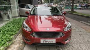 Ford Focus Titanium giao xe ngay, chỉ cần trả trước 150 triệu