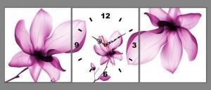 Trang hoàng phòng ngủ của bạn với tranh ghép đồng hồ độc đáo này