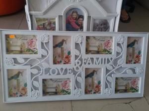 Khung tranh sáng tạo cho cả gia đình bạn