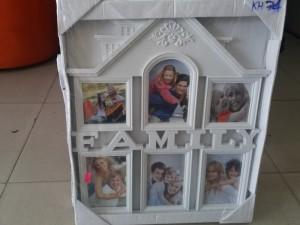 Khung tranh sáng tạo - quà tặng cho gia đình
